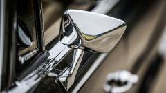 Mercedes 280 SE: lo specchietto retrovisore