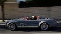 Mercedes 300 SL: l'auto di John Sarkisyan è su base SLK AMG 230