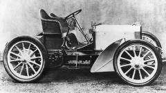 Mercedes 35 PS, l'antenata