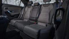 Mercedes A 200d Automatic: i sedili posteriori
