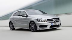 Mercedes A 45 AMG, nuove foto spia - Immagine: 34