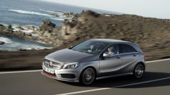 Mercedes A 45 AMG, nuove foto spia - Immagine: 11