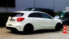 Mercedes A 45 AMG, nuove foto spia - Immagine: 1