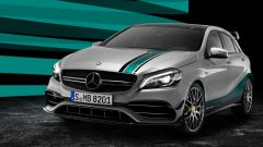 Mercedes A 45 AMG World Champion Edition - Immagine: 1