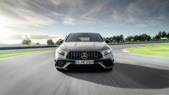 Mercedes AMG A 45 S al Nurburgring