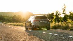 Mercedes A180d: un momento del test drive
