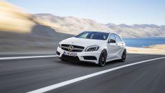 Mercedes A45 AMG, c'è anche un video - Immagine: 15