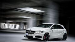 Mercedes A45 AMG, c'è anche un video - Immagine: 1