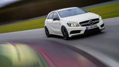 Mercedes A45 AMG, c'è anche un video - Immagine: 6