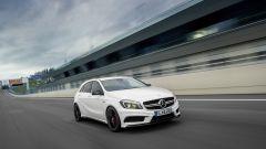 Mercedes A45 AMG, c'è anche un video - Immagine: 5