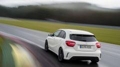 Mercedes A45 AMG, c'è anche un video - Immagine: 3