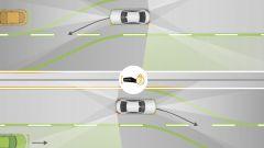 Mercedes Active Lane Change Assist - Immagine: 1