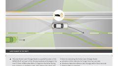 Mercedes Active Lane Change Assist - Immagine: 2