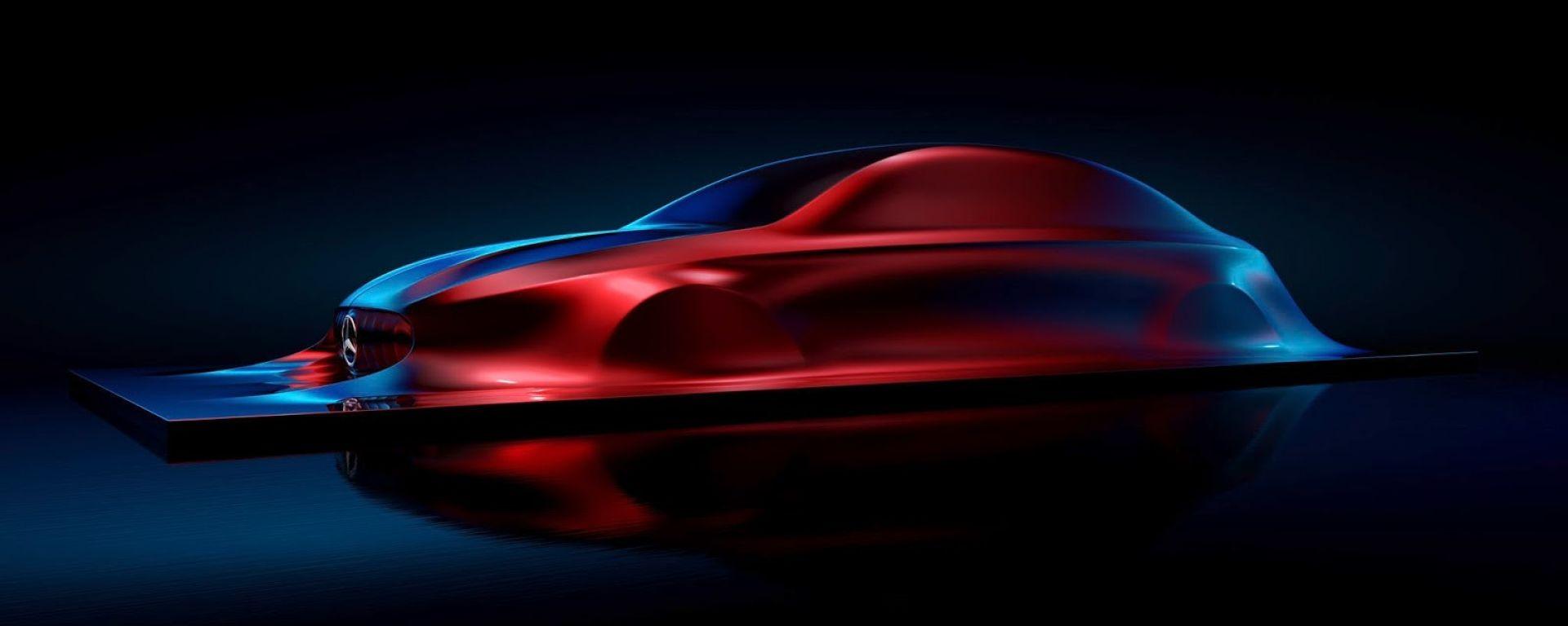 Mercedes Aesthetics A: una maquette anticipa la nuova Classe A
