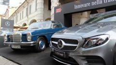 Mercedes corre alla Mille Miglia un pezzo di museo e lancia il racconto Instagram - Immagine: 11