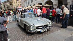 Mercedes corre alla Mille Miglia un pezzo di museo e lancia il racconto Instagram - Immagine: 6
