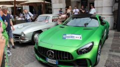 Mercedes corre alla Mille Miglia un pezzo di museo e lancia il racconto Instagram - Immagine: 13