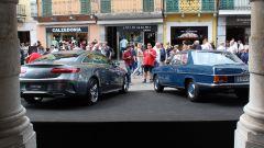 Mercedes corre alla Mille Miglia un pezzo di museo e lancia il racconto Instagram - Immagine: 8