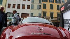 Mercedes corre alla Mille Miglia un pezzo di museo e lancia il racconto Instagram - Immagine: 16