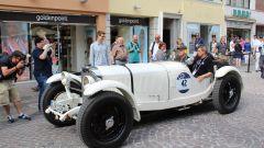 Mercedes: alla Mille Miglia 2017 la più vecchia è una SSK del 1930