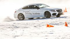 Mercedes-AMG 4MATIC, per divertirsi sulla neve in totale sicurezza e comfort