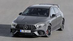 Mercedes-AMG A 45 S, 0-100 km/h in 3,9 secondi