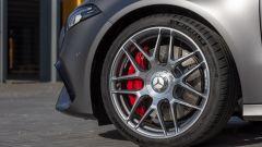 Mercedes-AMG A 45 S 4matic+ 2020: dettaglio del cerchio