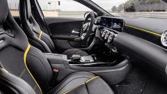 Mercedes-AMG A 45 S, gli interni