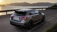 Mercedes-AMG A 45 S, il 4 cilindri più potente al mondo
