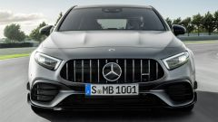 Mercedes-AMG A 45 S, il frontale