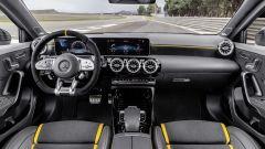 Mercedes-AMG A 45 S, la plancia