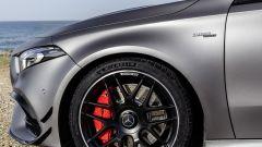 Mercedes-AMG A 45 S, le pinze freno