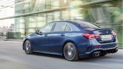 Nuova Mercedes-AMG A 35 Sedan, anche la berlina mette le ali - Immagine: 2