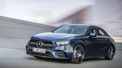 Nuova Mercedes-AMG A 35 Sedan, anche la berlina mette le ali - Immagine: 3