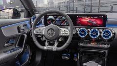 Nuova Mercedes-AMG A 35 Sedan, anche la berlina mette le ali - Immagine: 4