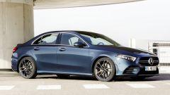 Nuova Mercedes-AMG A 35 Sedan, anche la berlina mette le ali - Immagine: 6