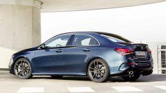 Nuova Mercedes-AMG A 35 Sedan, anche la berlina mette le ali - Immagine: 7