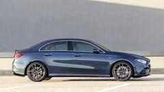 Nuova Mercedes-AMG A 35 Sedan, anche la berlina mette le ali - Immagine: 8