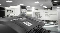Mercedes Amg A45 2019 motore