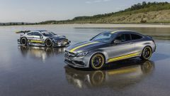 Mercedes-AMG C63 Coupé Edition 1 - Immagine: 2