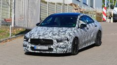 Mercedes-AMG CLA 35: le foto spia  - Immagine: 1