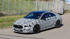 Mercedes-AMG CLA 35: le foto spia  - Immagine: 3