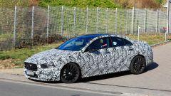 Mercedes-AMG CLA 35: le foto spia  - Immagine: 4