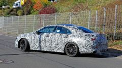 Mercedes-AMG CLA 35: le foto spia  - Immagine: 6