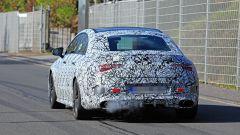 Mercedes-AMG CLA 35: le foto spia  - Immagine: 2