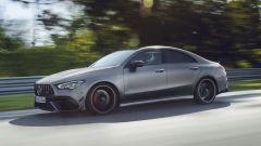 Mercedes-AMG CLA 45 Coupé, il 2 litri turbo più potente al mondo