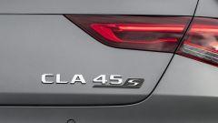 Mercedes-AMG CLA 45 Coupé, il logo