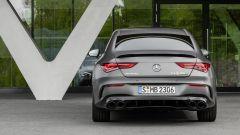 Mercedes-AMG CLA 45 Coupé, il posteriore
