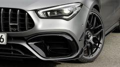 Mercedes-AMG CLA 45 Coupé, le prese d'aria