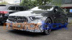 Mercedes-AMG CLS 53: 3/4 anteriore